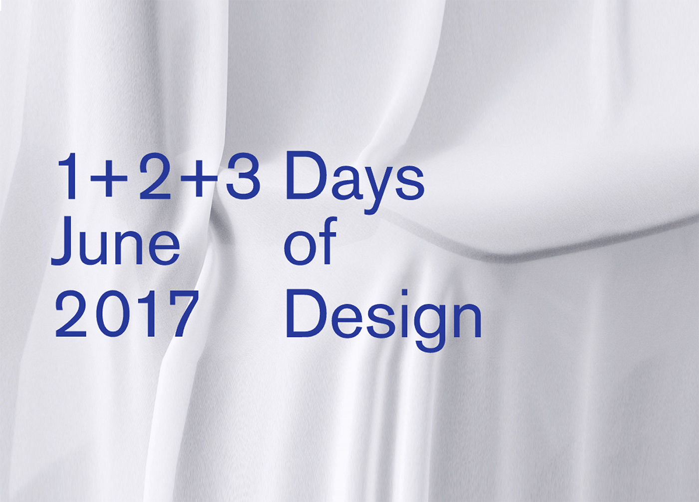 Studio MUI - 3 Days of Design