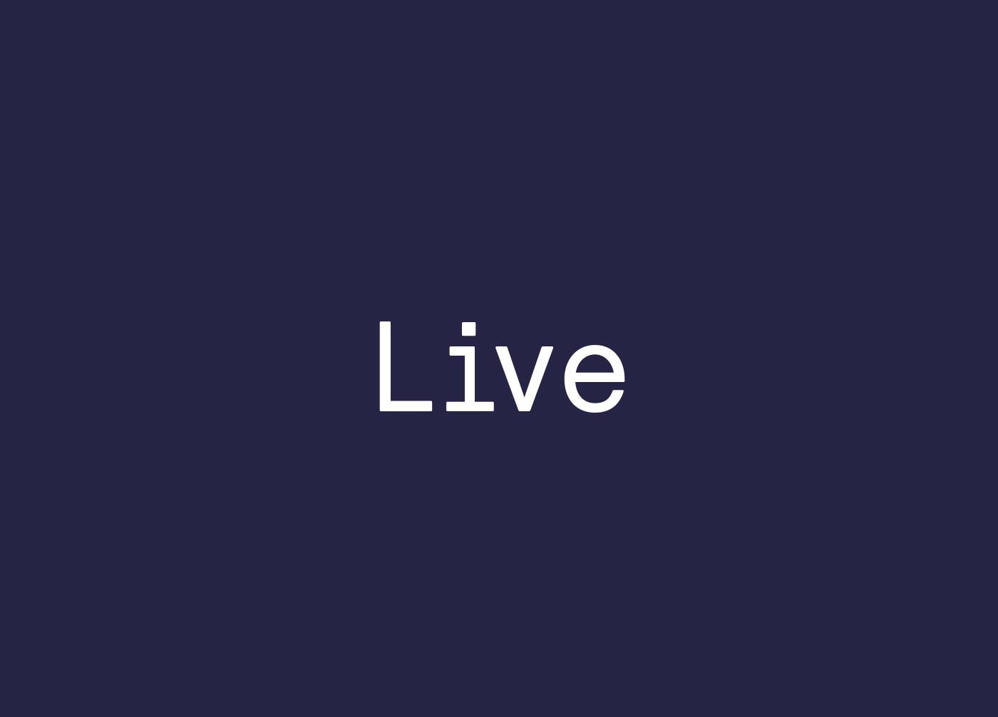 Studio MUI - We're live