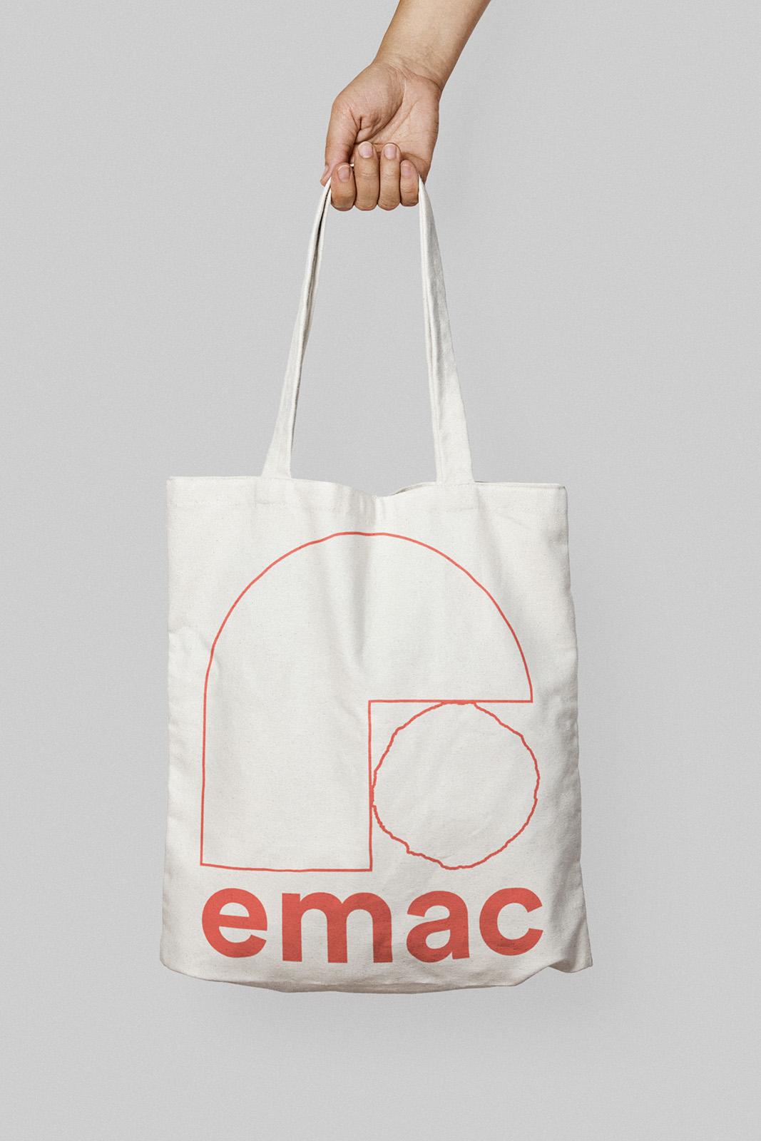 Festival Emac - Identidad visual y print